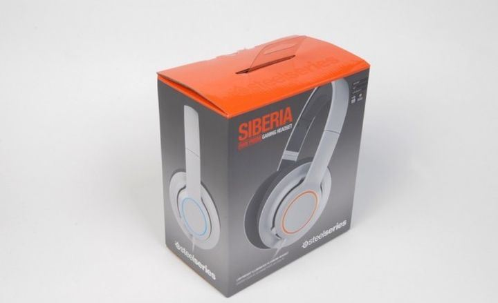 Review gaming headset SteelSeries Siberia Raw Prism