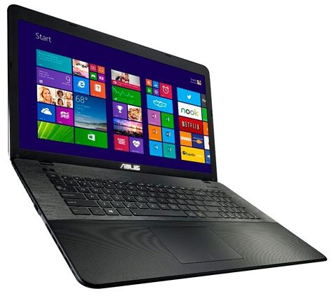 Review of the new laptop ASUS X751MD