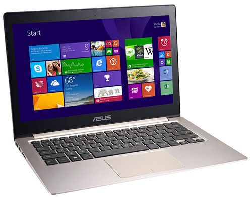 Review of the modern laptop ASUS ZENBOOK UX303LN