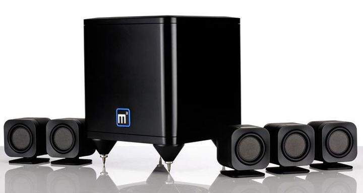 Review of modern multi-channel speaker system Mission M3: Mission almost accomplished