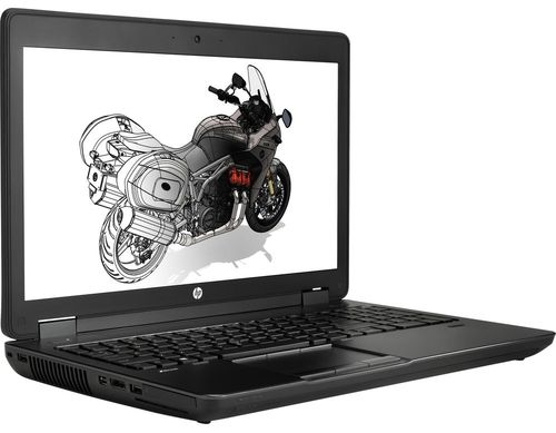 Review of the modern notebook HP ZBOOK 15 G2