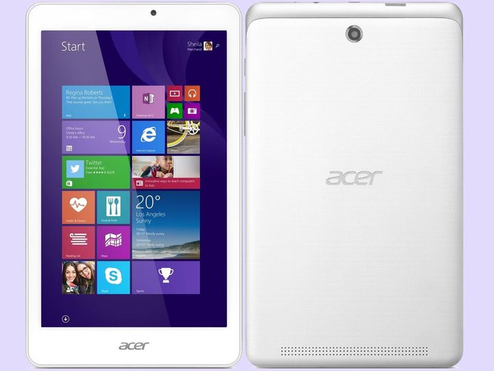 Review of the modern tablet Acer Iconia Tab 8 W (W1-810)