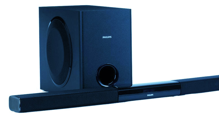 Review soundbar Philips HTL5140: works wonders