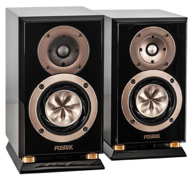Review of the speakers Fostex GX-100Limited