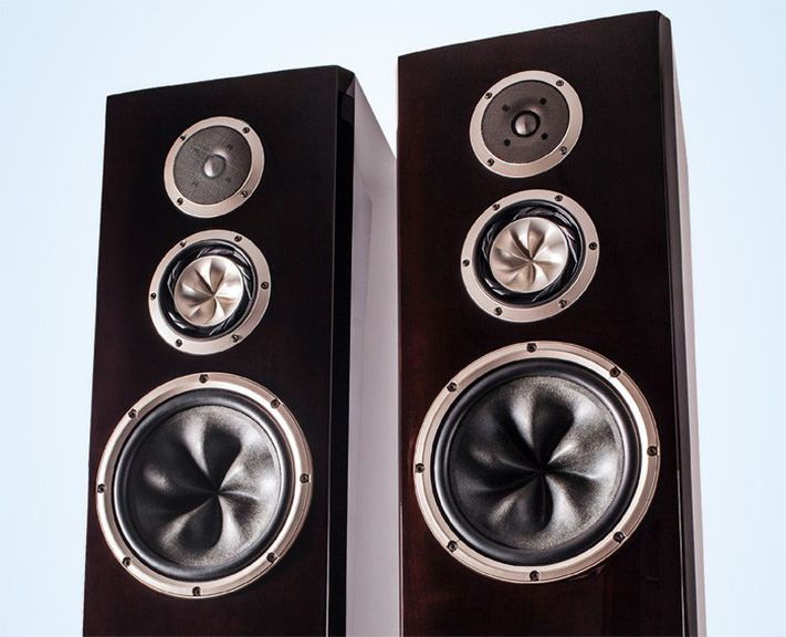 "Review speakers Fostex GX250MG: ""Everything changes when you rotate the knob"""