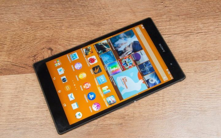 Review of the tablet Sony Xperia Z3 Tablet Compact