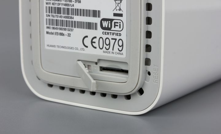 The new router Huawei E5180 review