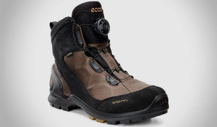 New shoes ECCO BIOM Terrain Akka Boa GTX