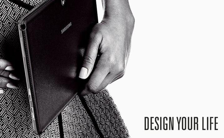 Shudder market! Samsung's new designer