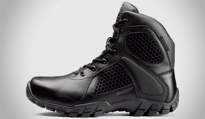 Strike boots - new and modern series tactical boots from Bates