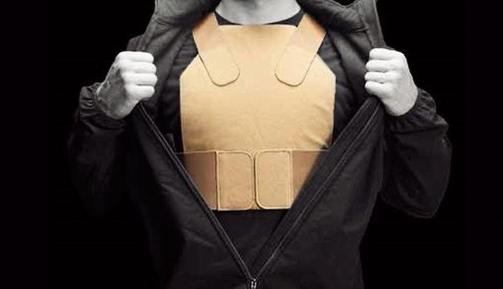 New vest for concealed carry ballistic FirstSpear Deceptor