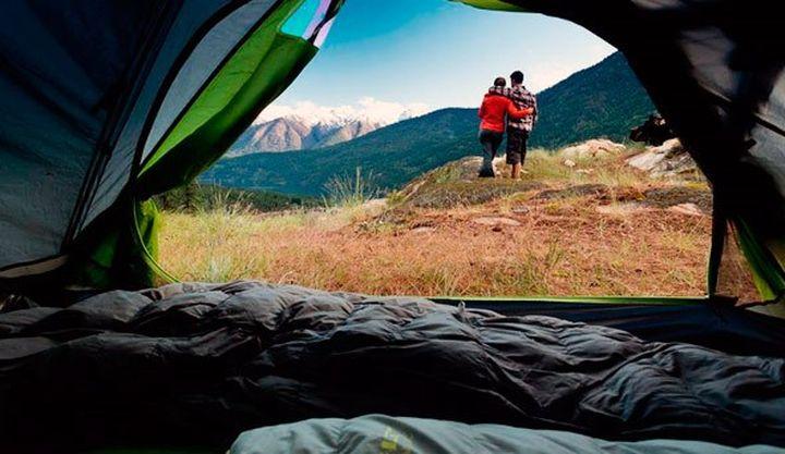 New series tourist tents 2015 Kelty Yellowstone