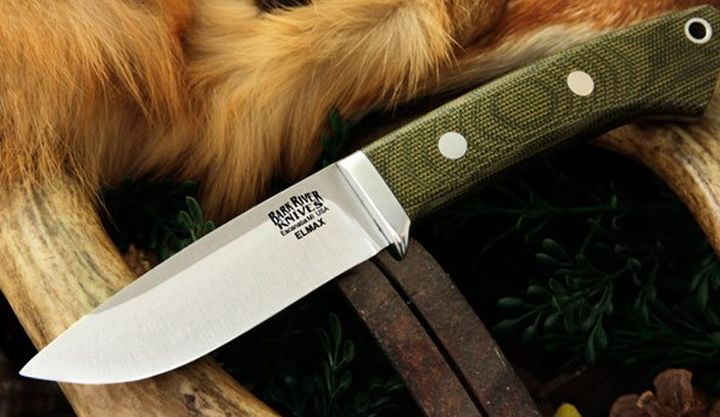 Featherweight Hunter - new and modern knife hunting from Bark River Knives