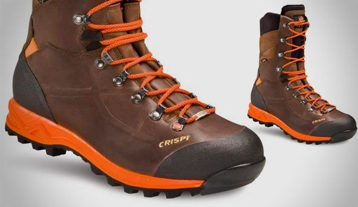 Crispi Titan GTX - new and modern high boots for hunting