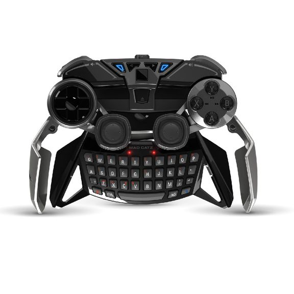 Customizable mobile gamepad Mad Catz LYNX