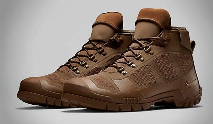 Trekking boots from Nike SFB Mountain Boot, so it is so look awesome