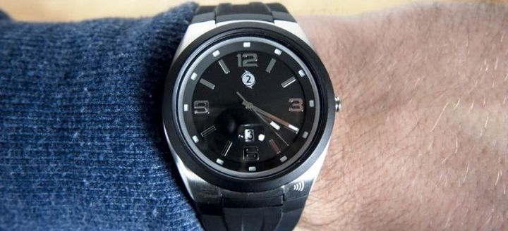 Alfa Watch review - Watches for contactless payments with MasterCard PayPass technology