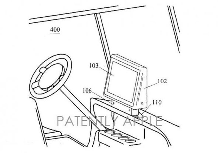 Apple is preparing to release his own new and moder car