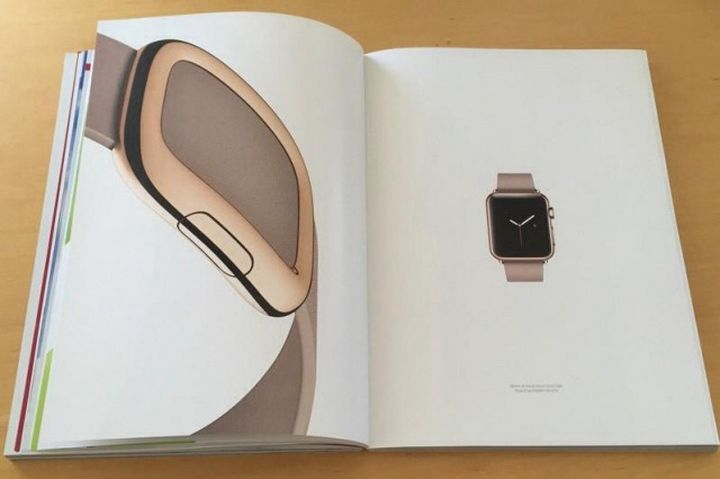 Apple Watch will appear in the new pages of Vogue