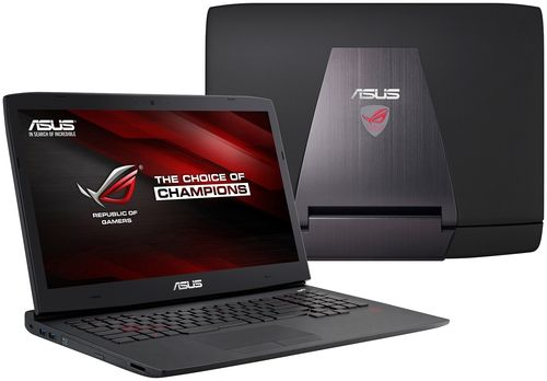 ASUS G751JT review