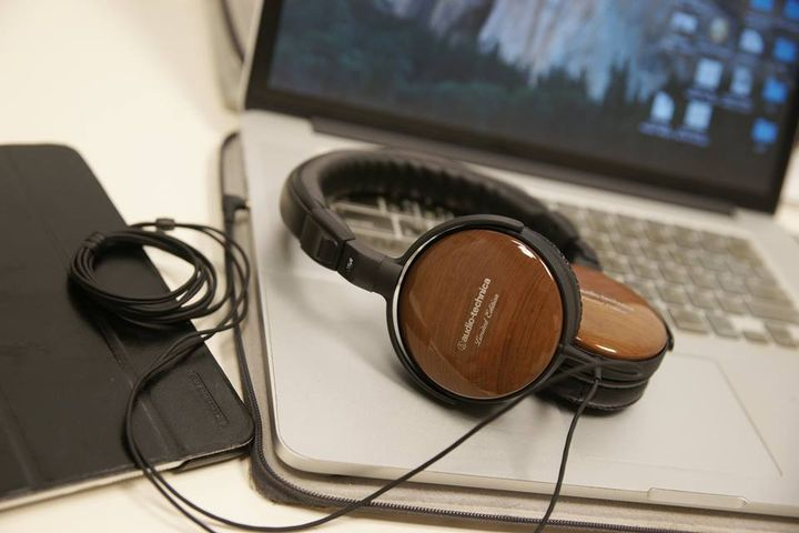 New Audio-Technica ATH-ESW9 LTD - surround sound and multi-faceted