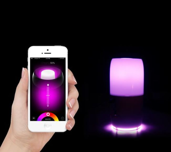 Broogs: new nightlight, a spare battery and a sound system in a single package