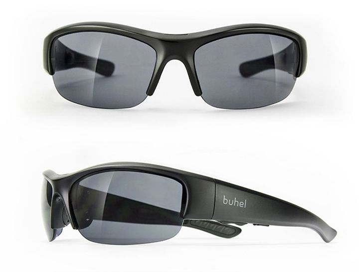 New Buhel SoundGlasses: wireless headset sunglasses