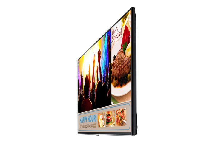 Business Display Samsung Smart Signage TV review