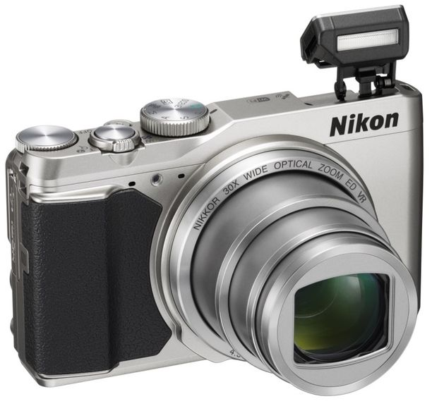 New compact Camera Nikon COOLPIX S9900 and Nikon COOLPIX S7000