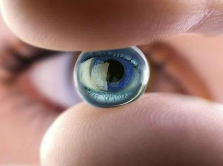 New contact lenses with a controlled increase from Switzerland