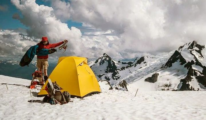 Convert, mountain guide tarp and backcountry Bivy - new and modern tents of sierra designs