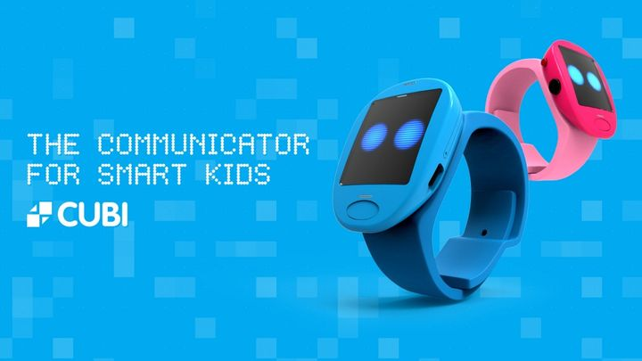 Cubi - new device designed specifically for children