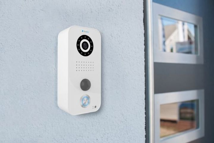 DoorBird: new smart call for a house or apartment