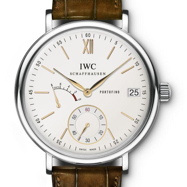 Elegant new and modern collection PORTOFINO FROM IWC SCHAFFHAUSEN