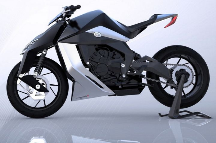 Feline One - new motorcycle for 280 thousand dollars