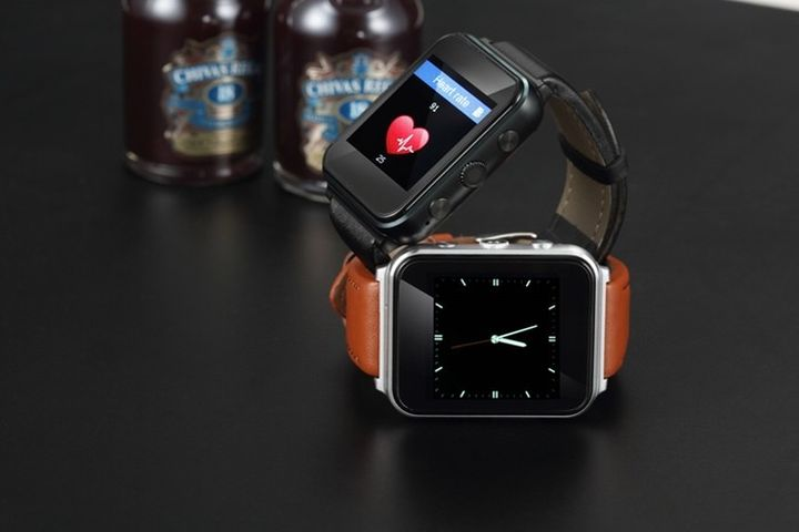 FlyShark - new «analogue» Apple Watch for $ 69