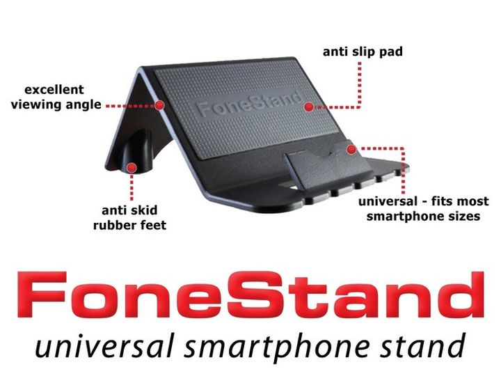FoneStand - Universal Stand for new and modern smartphone