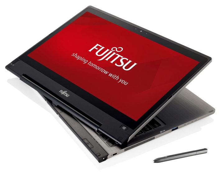 Fujitsu STYLISTIC Q704 review