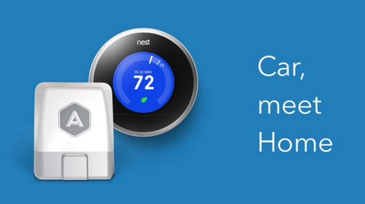 New Google Nest extends the functionality and connects to the car adapter