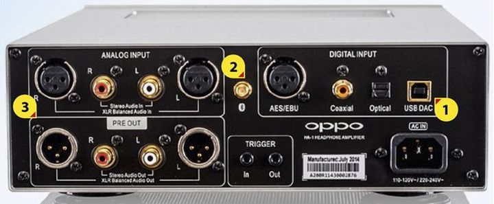 Headphone amplifier / DAC Oppo HA-1 review