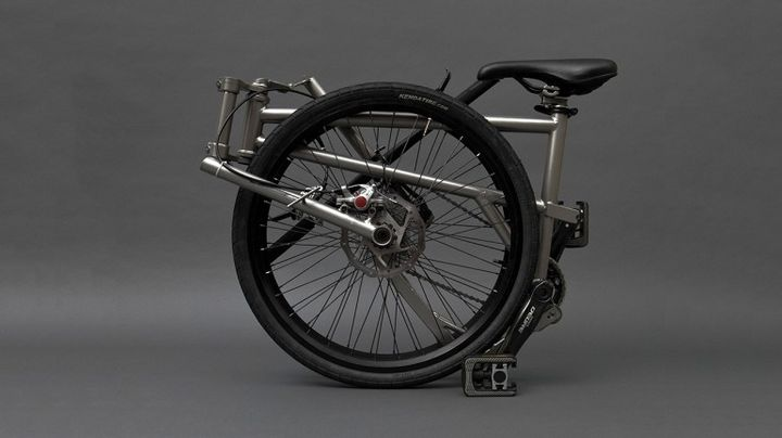 Helix - new the most compact bike in the world