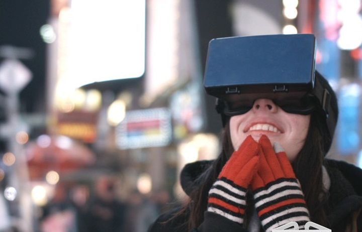 New HiFly - another virtual reality headset