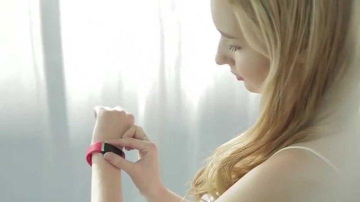 New InBody Band Bracelet analyze body composition