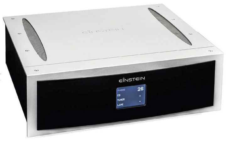Integrated amplifier Einstein Audio The Tune review