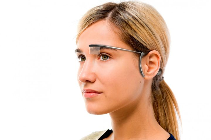 Some of the most new interesting concepts smart glasses Google Glass