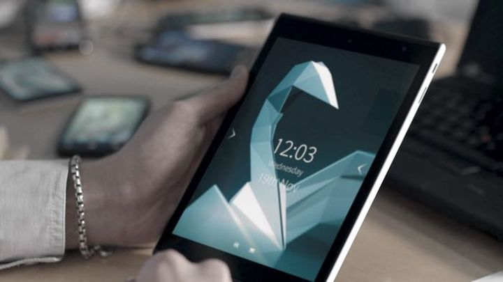 Jolla Tablet now with 64 gigabytes of internal memory
