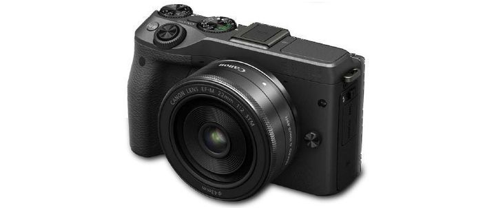 Let's see the first images of mirrorless cameras Canon EOS M3