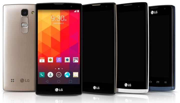LG has announced four new and modern smartphone