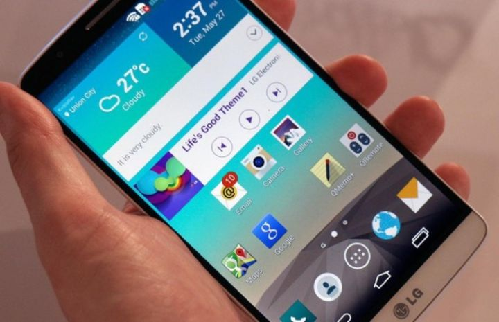 LG G4 will get 3K display? Really?