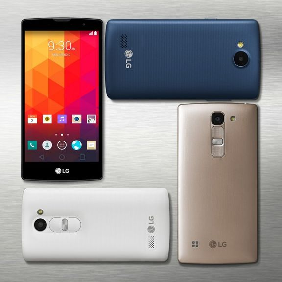 The new line of mid-range smartphones from LG